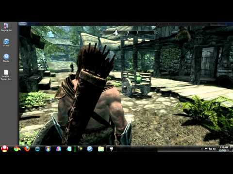 "Skyrim: ""How to Mod Skyrim Xbox 360 "" 100% Working !"