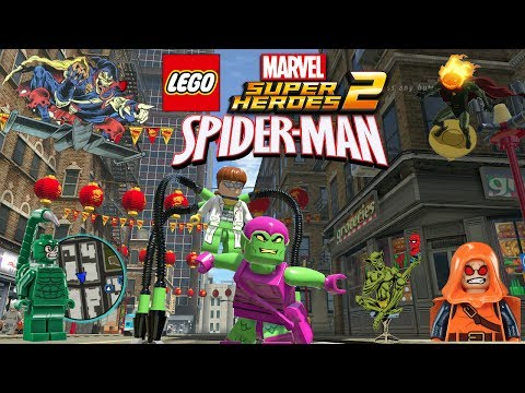LEGO Marvel Super Heroes Wiki Guide - IGN