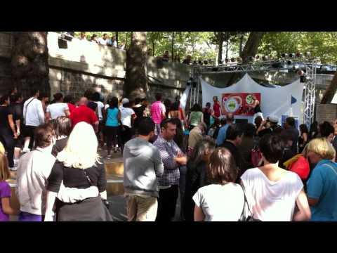 Zumba@Paris Plages 2011 (1)