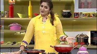 Annies Kitchen With Indian Scientist Nambi Narayanan | Stuffed Parotta |