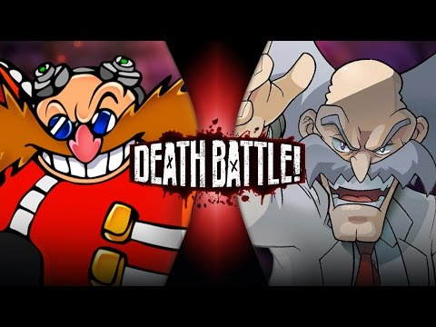 DEATH BATTLE! - Wily VS Eggman