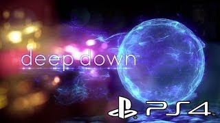 Deep Down - PS4 Demo Gameplay [1080p] TRUE-HD QUALITY