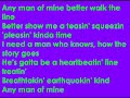Shania Twain - Any man of mine (lyrics)