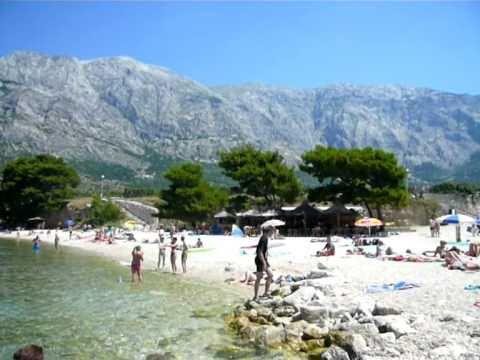Horvát tengerpart - Makarska Riviera