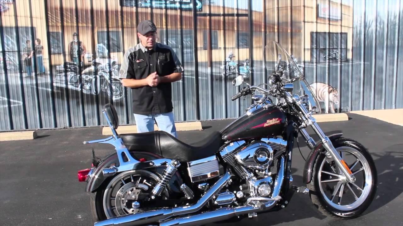 Harley Davidson Dyna Low Rider Custom