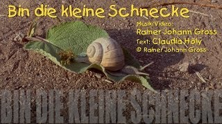 Rainer Johann Gross - Kleine Schnecke (Sommerlied - Kinder) (Groko - Records)