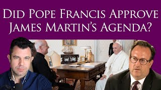 Did Pope Francis Approve James Martin's Agenda: w George Neumayr (Dr Marshall Show #328)