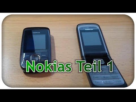 Nokia Klapp- und Schiebehandys! - Technik Review (Teil 1)