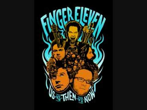 Finger Eleven - Song For An Awkward Moment