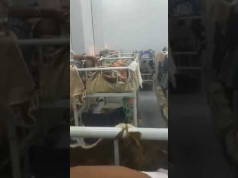 Ethiopians in Saudi Arabia Prison