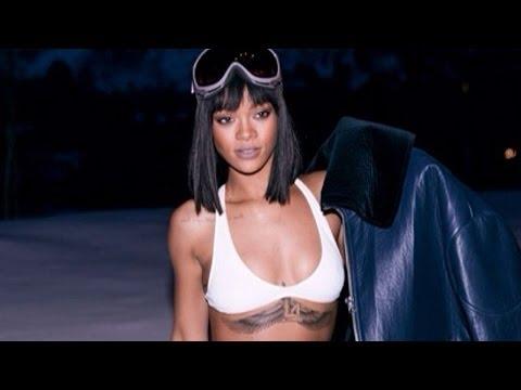 Rihanna's Sexy Bikini Birthday Selfies!