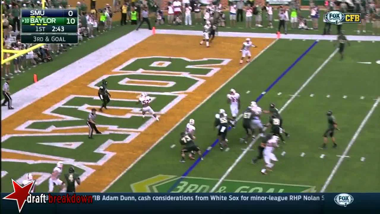 Bryce Petty vs SMU (2014)