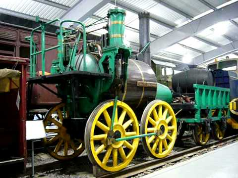 http://www.locomotion.uk.com/ Here we see whats known as a Wickhams Trolley.This was used by the permant way staff for taking tools etc to location for maint...