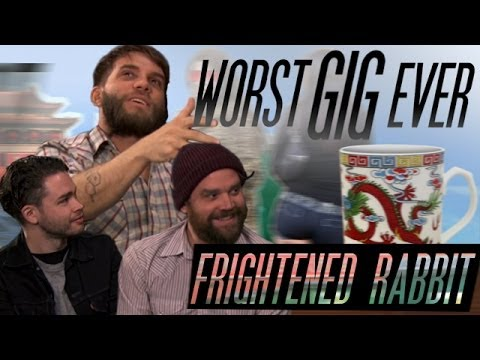 Frightened Rabbit – Worst Gig Ever: Episode 2