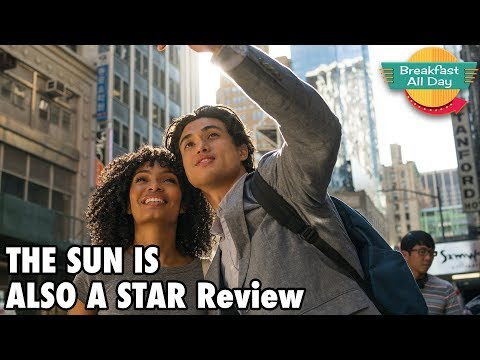The Sun Is Also A Star Review - Breakfast All Day