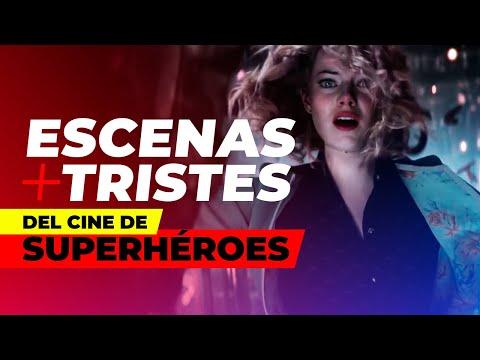 En nuestro nuevo mashup les presentamos aquellos momentos desgarradores del cine de superhéroes. Desde Marvel, DC y hasta más. (Spoilers de películas de hace más de 3 años) El cine de...
