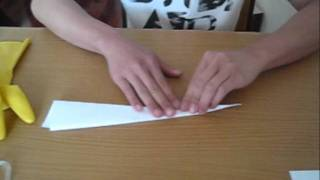 Fastest Paper Airplane Ever - Pocket Rocket