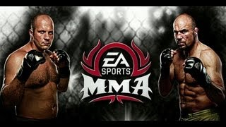 EA SPORTS  MMA en vivo PS3