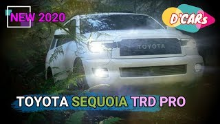 2020 Toyota Sequoia TRD Pro - Ancient Truck-Based | D'CARs