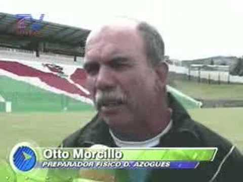 Deportivo Azogues juega el viernes con El Nacional