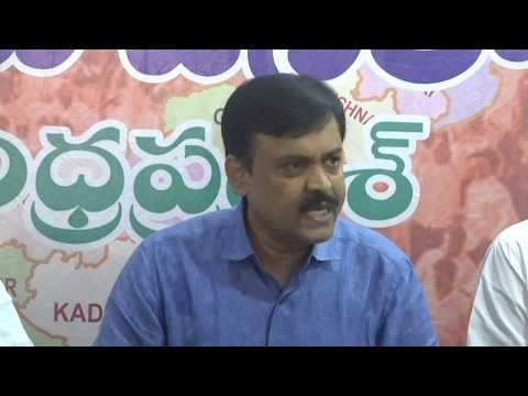 Shri GVL Narasimha Rao Garu Press Meet at BJP Andhra Pradesh HQ : 06-09-2018