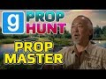 The Prop Master (Garry's Mod Prop Hunt)