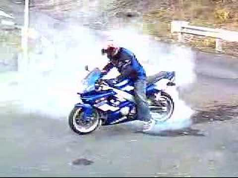 Yamaha Thundercat  on Yamaha Yzf600r Thundercat Burnout