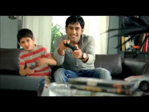 Gulf Oil India Tv Ad featuring MS Dhoni