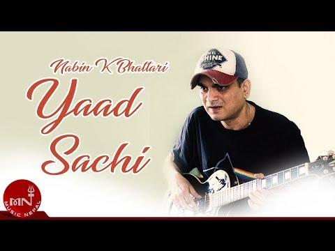 Yaada sanchi by Nabin K Bhattarai