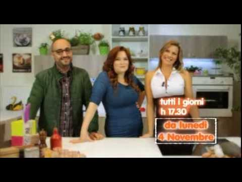 Vero in cucina 2013 con Monny B e Laura Freddi