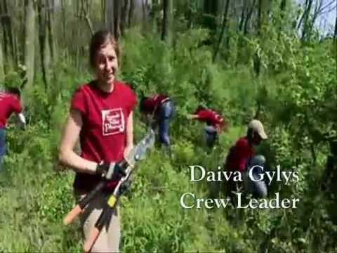 Extend our successful Forest Preserve Leadership Corps to 12 months!