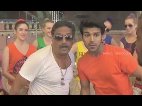 Gulabi Kallu Rendu Song Making – Gav Govindudu Andarivadele – Ram Charan, Kajal Aggarwal