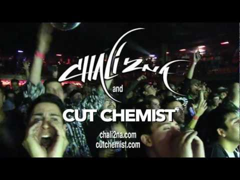 Chali 2na & Cut Chemist - What's Golden - Live  Cervantes video