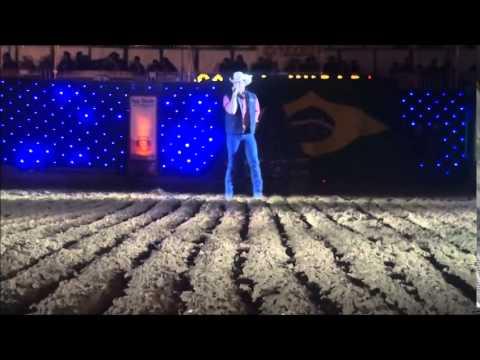 Guarapuava: Marco Brasil  Na 39ª Expogua 2014 video