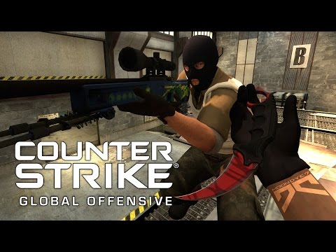 » Counter-Strike: Global Offensive « - Competitive Cache Spiel - [Deutsch] [4K]