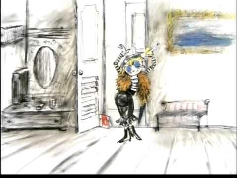 """Un cortometraggio """"particolare"""": i disegni di Fellini animati dal regista russo A. Khrzhanovskij"""