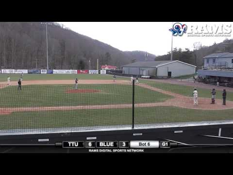 BASE: Bluefield vs. Tennessee Temple (DH - Video Only)