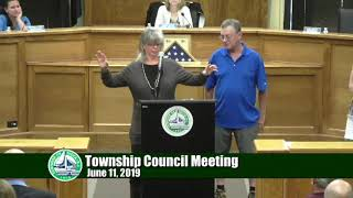 Brick Township Council Meeting June 11, 2019