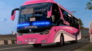 Review Laksana All New Legacy SR2 - ETS2