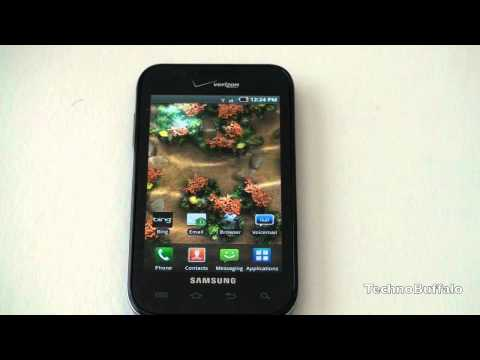 Video: Samsung Fascinate Review
