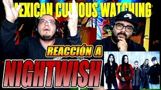 NIGHTWISH-WALKING IN THE AIR-MEXICANOS REACCIONAN