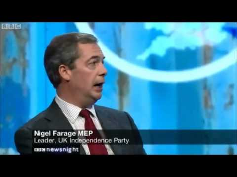 BBC Newsnight - Britain outside the EU, Dec 2012
