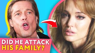 Top Myths Of Jolie And Pitt Relationship Busted!   ⭐OSSA