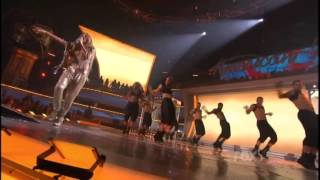 Video JENNIFER LOPEZ On The Floor LIVE