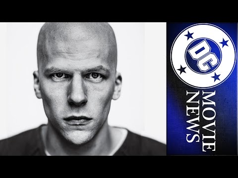 Lex Luthor Mugshot? Jared Leto Joker voice?!! DC Movie News Ep #19 (March 26th, 2015)