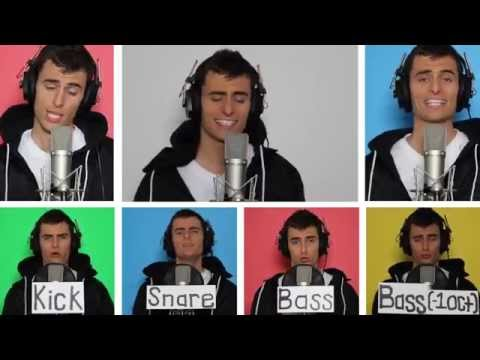 Dynamite - Taio Cruz - A Cappella Cover - Just Voice and Mouth - Mike Tompkins Music Videos