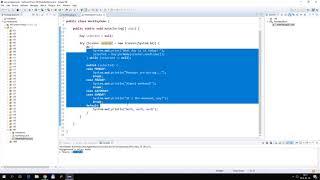 [Java #40] Finally blokk és try-with-resources
