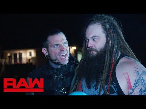 Bray Wyatt's fate is sealed on The Lake of Reincarnation - The Ultimate Deletion: Raw, Mar. 19, 2018 thumbnail