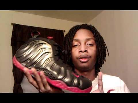 Nike Foamposite Cough Drop Review