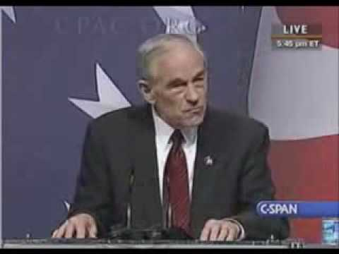 Ron Paul Ripping The Truth at CPAC 02-19-10
